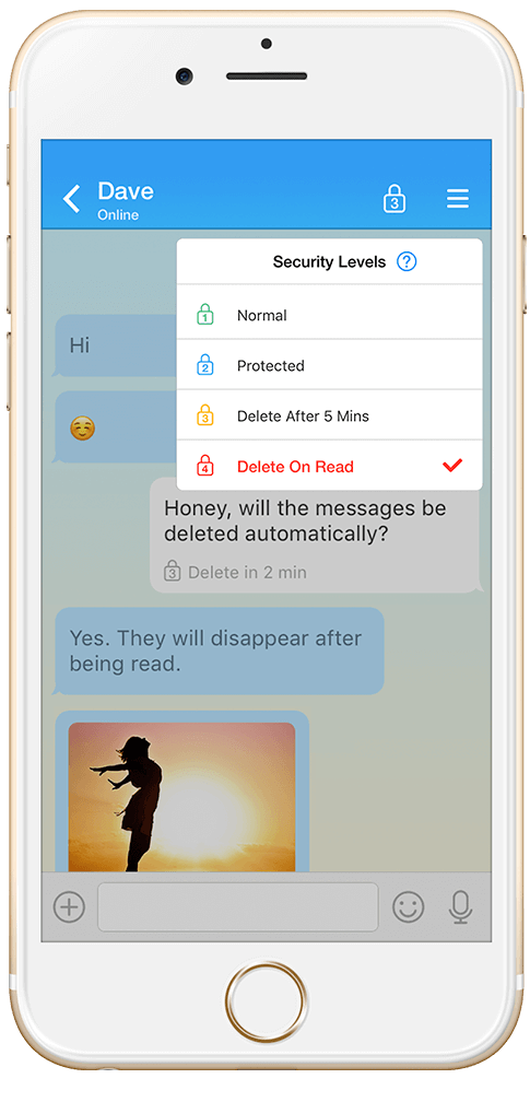 CoverMe - Secure Texting & Phone Calls with Private Vaults